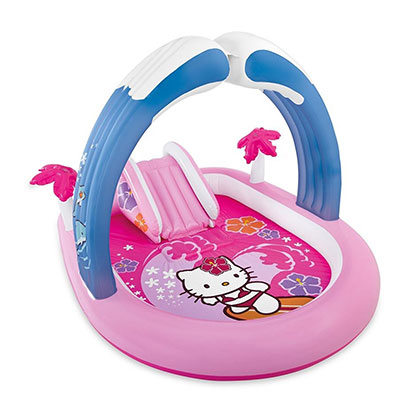 PILETA INFLABLE INTEX 22690/9 PLAYCENTER KITTY