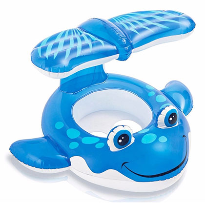 FLOTADOR INFLABLE INTEX 22711/1 BALLENA