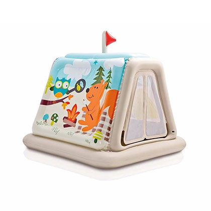 CASITA INFLABLE INTEX 22744/9 ANIMALS