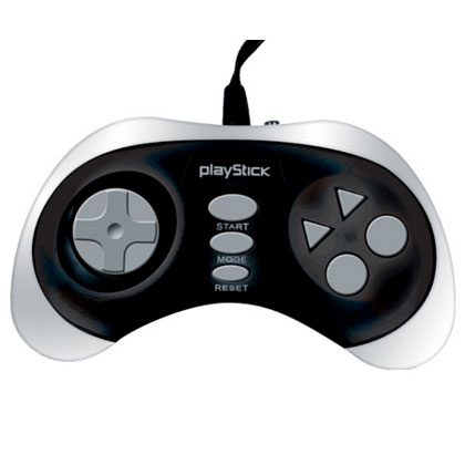 JOYSTICK + JUEGO - LEVEL UP - PLAYSTICK