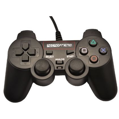 JOYSTICK CON CABLE USB TECNOFRIEND GJ-003