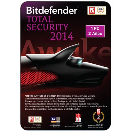 BIF - DEFENDER - ANTIVIRUS - 2014 1 PC