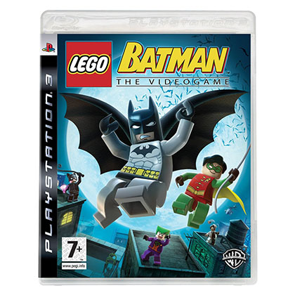 Juego para play station 3 lego batman for Silla coche batman