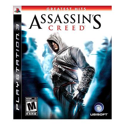 Juego Para Play Station 3 Assassins…