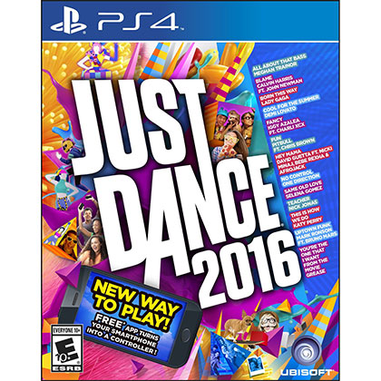 Juego para Play Station 4 Ubisoft Just Dance 2016