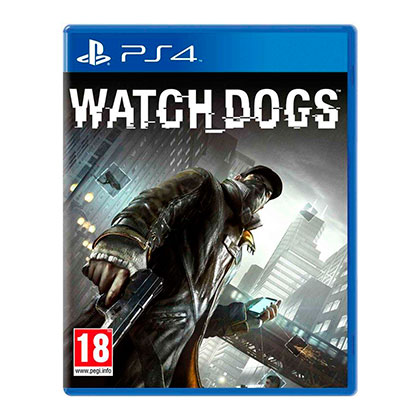JUEGO PARA PLAY STATION 4 WATCH DOGS