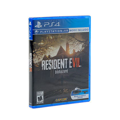 Juego para Play Station 4 Resident Evil 7 Biohazard