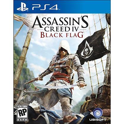 Juego para Playstation 4 Assassin's Creed Iv Black Flag