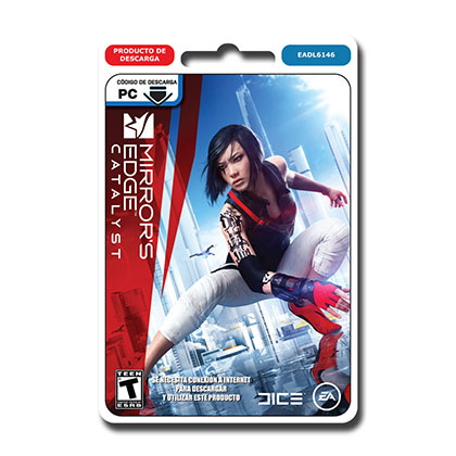 JUEGO PARA PC MIRROR'S EDGE CATALYST DESCARGABLE