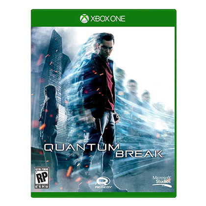 Juego para Xbox One Quantum Break