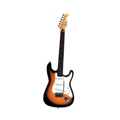 GUITARRA ELECTRICA MIRRS KST-505 DEGRADE