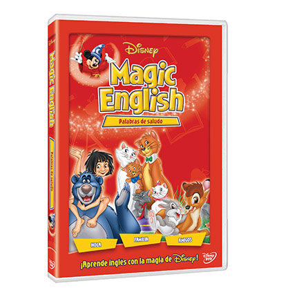 Magic English: Palabras de Saludo