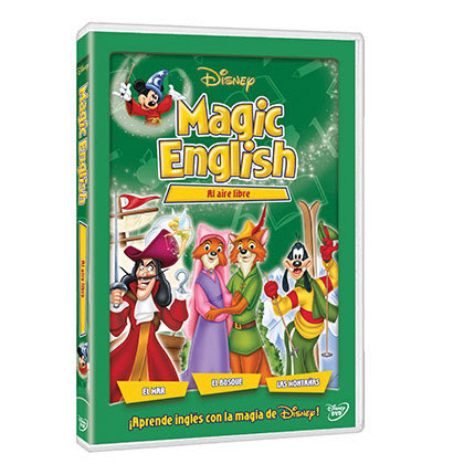 Magic English: Al aire libre