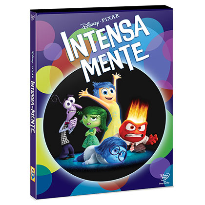 DVD DISNEY INTENSAMENTE