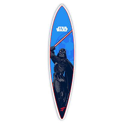 JUGUETE DE VARON MAGIC MAKERS SW136 LONGBOARD STAR WARS