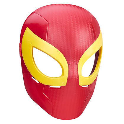 Juguete Spiderman B6675 Hero Mask Iron Spider