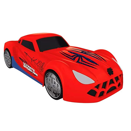 Juguete Spiderman 7129 Car
