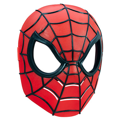 Juguete Hasbro B6675 Spiderman Hero Mask Spiderman