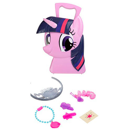 JUGUETE PARA NENA TAPIMOVIL HLP09310 CARTERITA MY LITTLE PONY