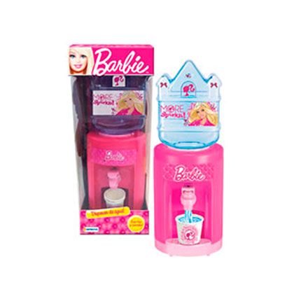 JUGUETE NENA TAPIMOVIL MBR05581 DISPENSER AGUA BARBIE