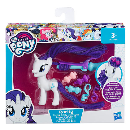Juguete My Little Pony B8809 Twisty Rarity