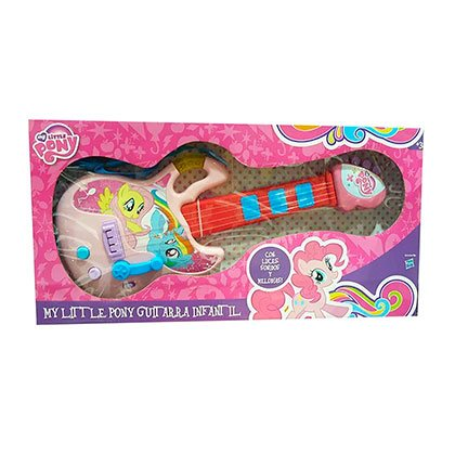 Juguete My Little Pony MLP2475 Guitarra Infantil