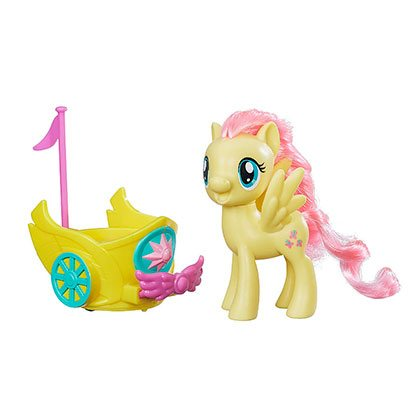 Juguete My Little Pony B9159 Royal Spin Fluttershy