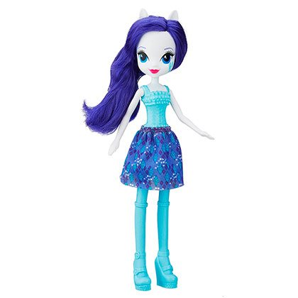 Juguete Hasbro B6128 My Little Pony Equestria Girls Rarity