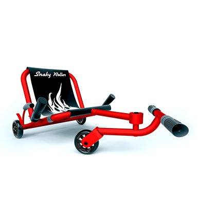 Juguete Deportivo Jeico ENT-50520 Snaky Roller Rojo