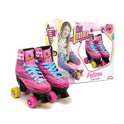 Juguete Soy Luna SL901-38 Patines Talle 38