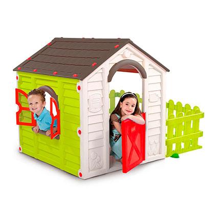 Juguete keter casa de jardin my garden house for Casa juguete jardin