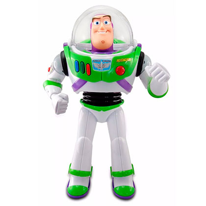 Juguete Toy Story 1604 Buzz Lightyear Interactivo