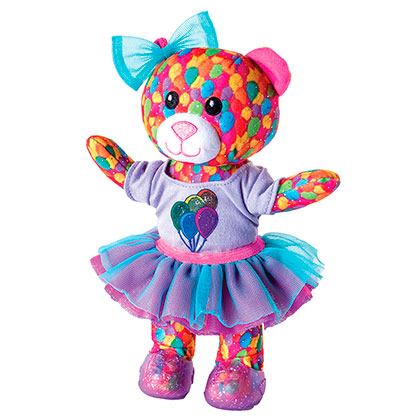 Juguete Spin Master 90302 Furry Fashions Celebration Bear
