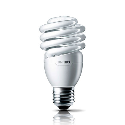 LAMPARITA PHILIPS MINI TWISTER 20W