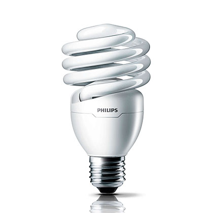 LAMPARITA PHILIPS MINI TWISTER 23W