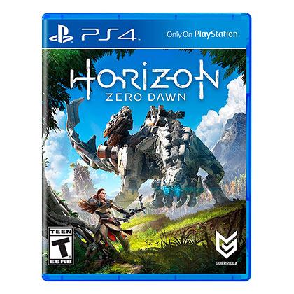 Juego para Playstation 4 Horizon Zero Dawn