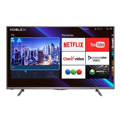 "Tv Smart Led 43"" Full HD Noblex DJ43X5100"