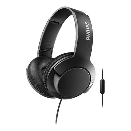 Auriculares Philips Over Ear SHL3175BK/00