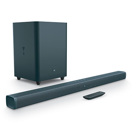 BARRA DE SONIDO SOUND BAR 3.1 JBL
