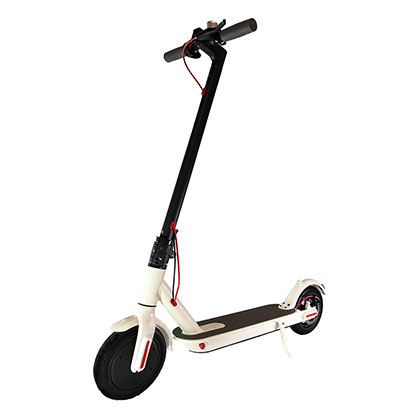 "H7 SCOOTER ELECTRICO 8"" 12.5KG negro"