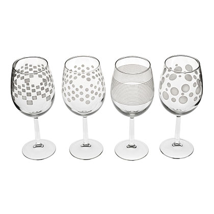 Set x 4 Copon Vino Trend