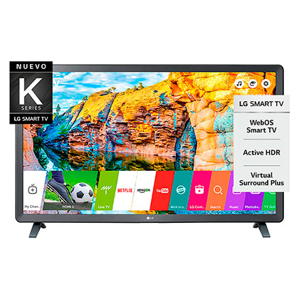 "Tv Smart Led 32"" Hd LG 32LK615B"