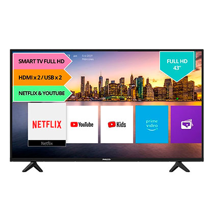 Tv Smart 43 LED PLD43FSC9 Philco FHD