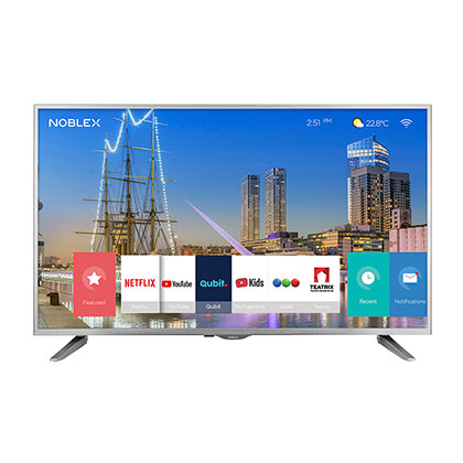 "Tv Smart Led 43"" Ultra Hd 4 K Bluetooth Noblex DJ43X6500"