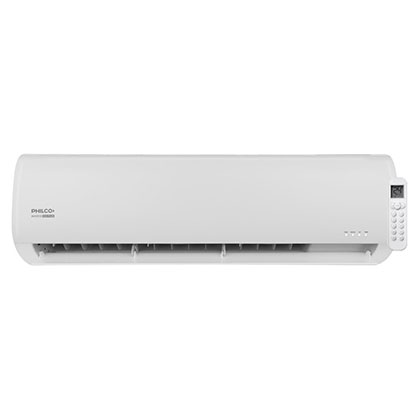 Aire Acondicionado Split Inverter Frío Calor 4644 F 5400 W Philco PHIN50HA3AN Blanco