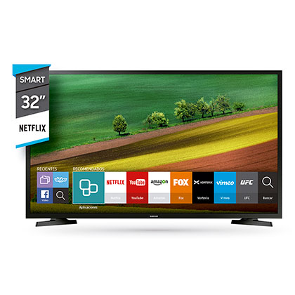 "Tv Smart Led 32"" Hd Samsung UN32J4290"
