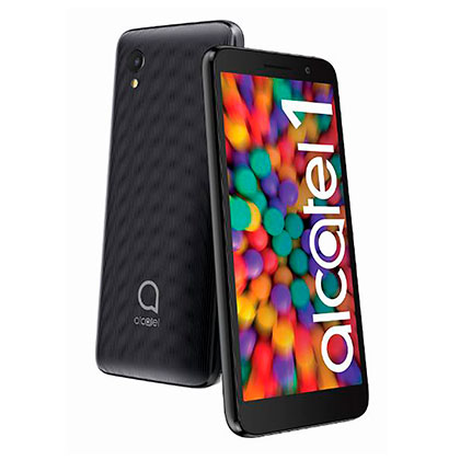 Celular Libre Alcatel 1 5033 Metallic Black
