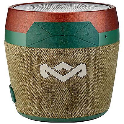 Parlante De Audio Portátil Bluetooth Chant Mini Green House Of Marley EM-JA007-GR