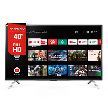 """Tv Smart Led 40"""" Full Hd Android Wi…"""