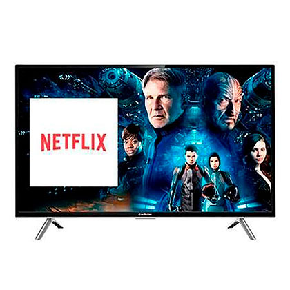 "Tv Smart Led 32"" Hd Hitachi CDH-LE32SMART10"